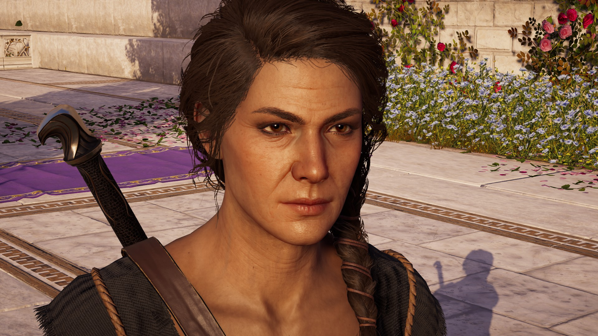 Kassandra at Assassins Creed Odyssey Nexus - Mods and