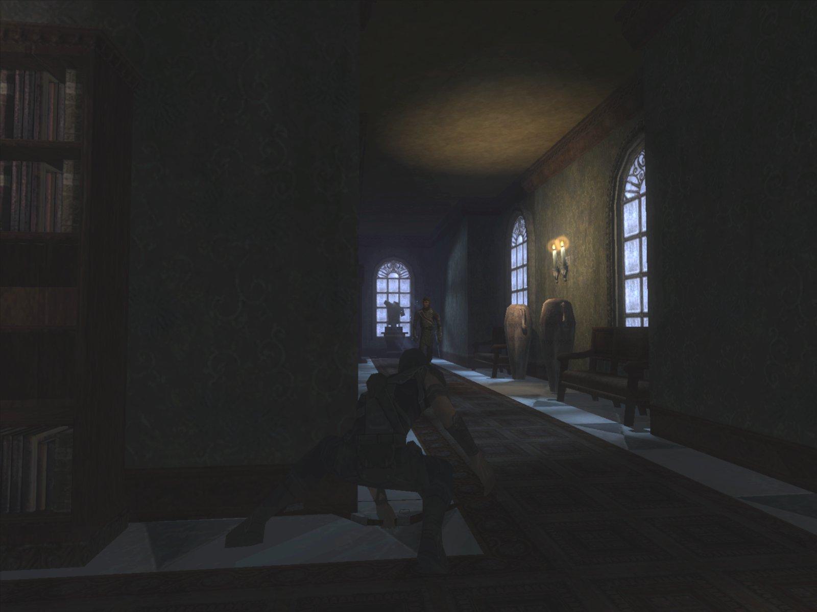 Thief: Deadly Shadows Screenshots | GameWatcher