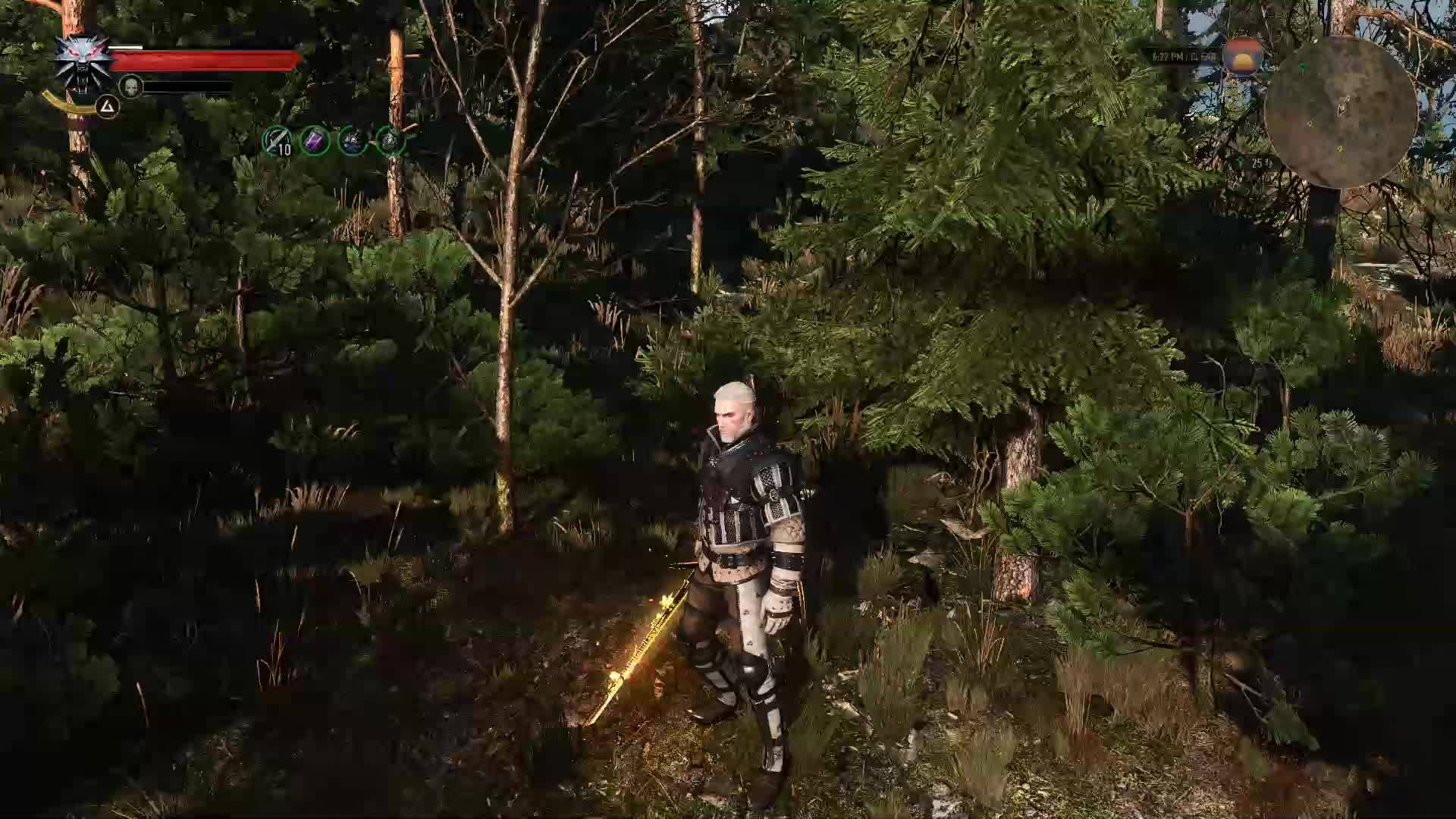 Replenishment And Severance Spell Combo Mod - The Witcher 3