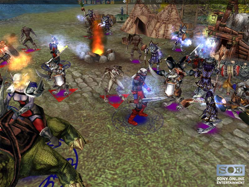 Lords of EverQuest PC Galleries | GameWatcher