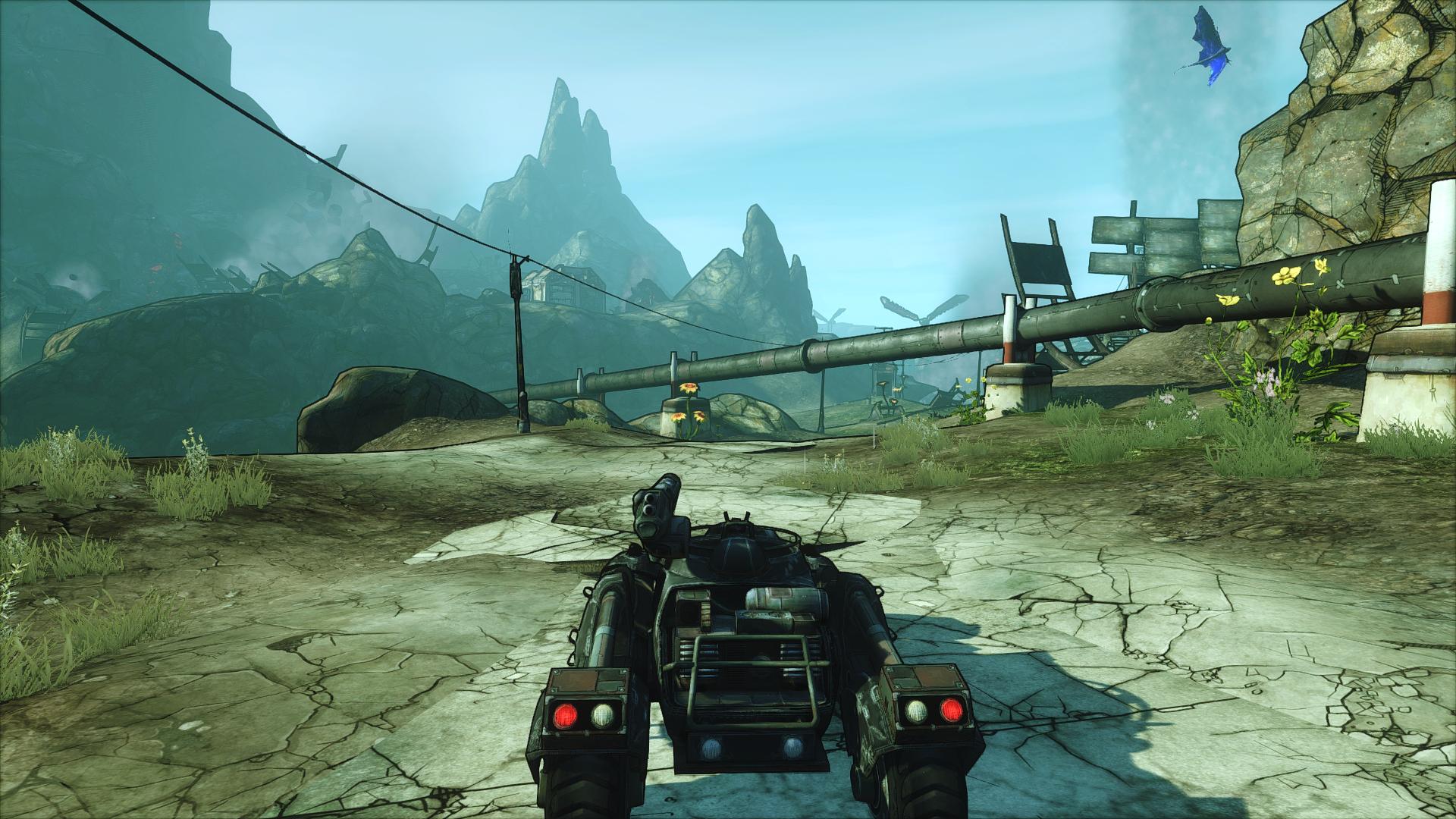 Enhanced Color Mod - Borderlands Mods | GameWatcher