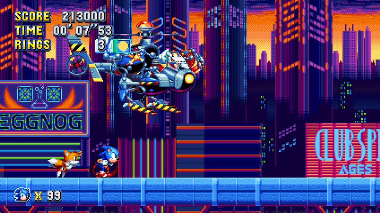 Boss Rush Mod - Sonic Mania Mods | GameWatcher
