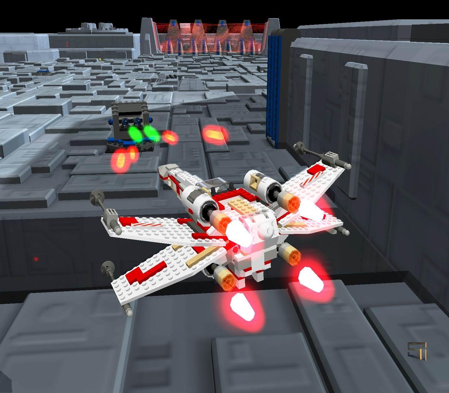 lego star wars ii the original trilogy screenshots