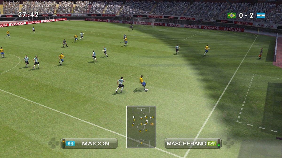 تحميل لعبة كرة القدم بيس 9 - Pro Evolution Soccer 2009