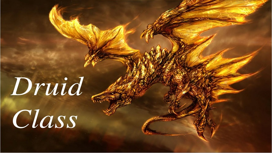 Druid Class - Divinity: Original Sin 2 Mods | GameWatcher