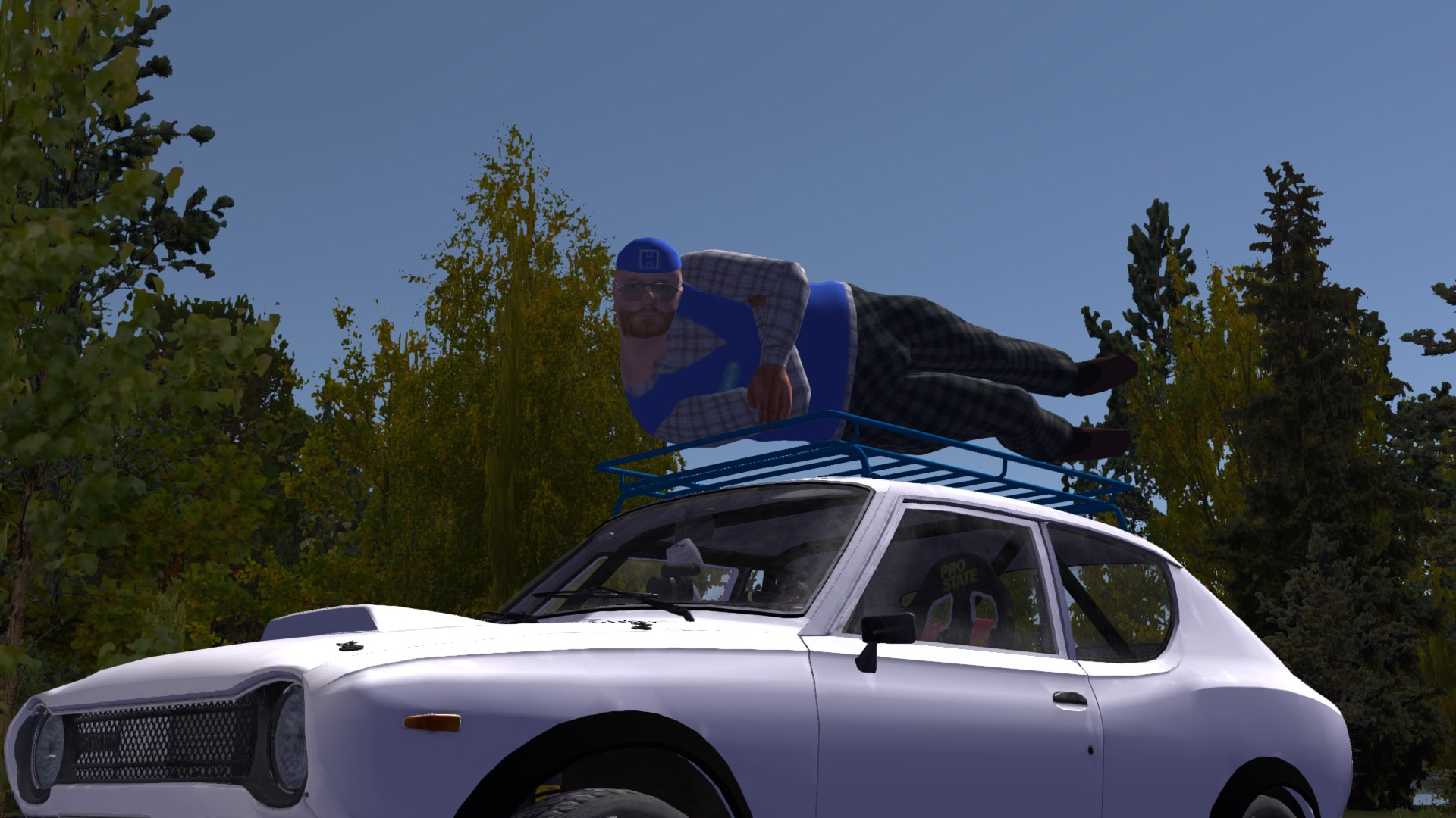 Attachable Roofrack Mod - My Summer Car Mods | GameWatcher