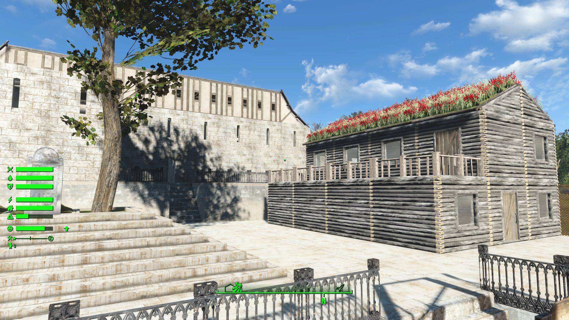Abernathy City Mod - Fallout 4 Mods | GameWatcher