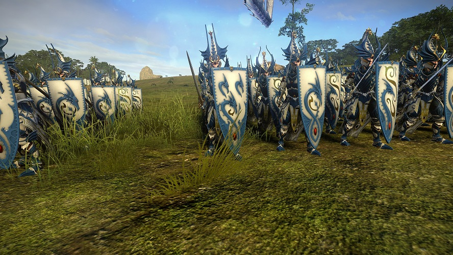 High Elves: Unit Pack - Total War: Warhammer 2 Mods | GameWatcher
