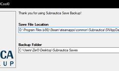 Subnautica Save Game