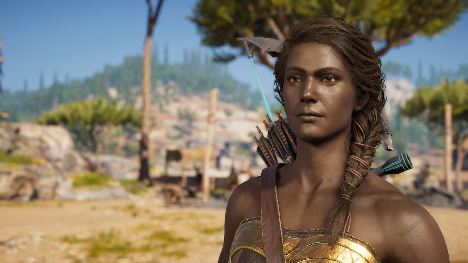 Ubisoft teria impedido que Assassins Creed Odyssey