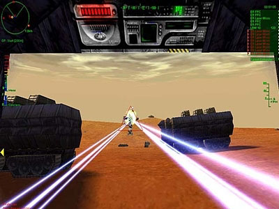 MechWarrior 3: Pirate's Moon Expansion Pack PC Galleries