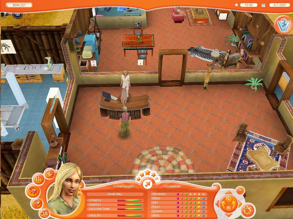 Pet Vet 3d Wild Animal Hospital Pc Galleries Gamewatcher
