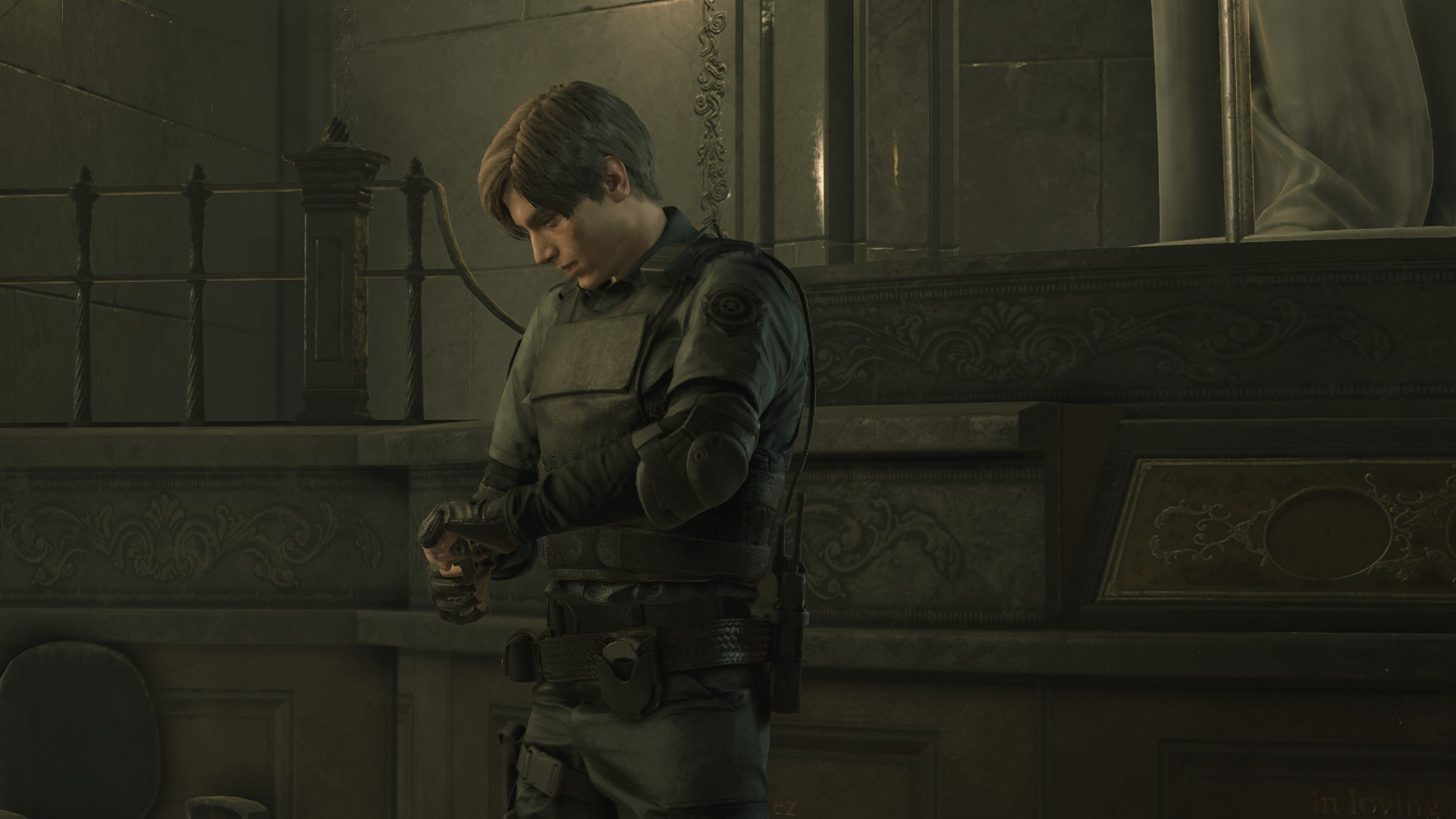 Leon RPD Camo Pack Mod - Resident Evil 2 Remake Mods