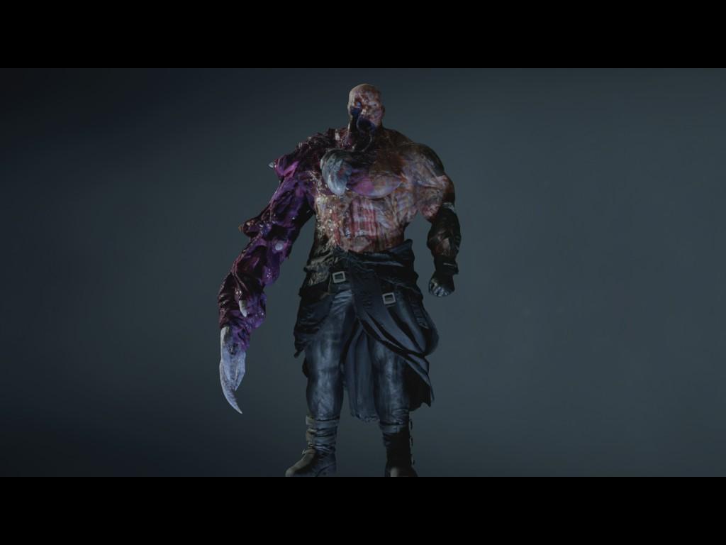 Nemesis Mod [Beta] - Resident Evil 2 Remake Mods   GameWatcher